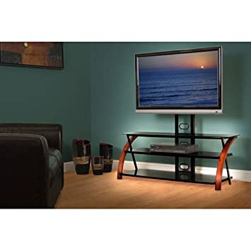 entertainment centers for 55 inch tv. Black Bedroom Furniture Sets. Home Design Ideas