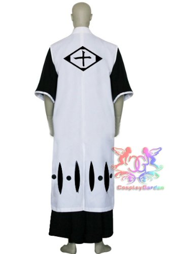 コスチュームコスプレ衣装★ブリーチBLEACH風 十番隊隊長 C0226