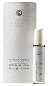 Intelligent Nutrients by Intelligent Nutrients: INTELLIGENT NUTRIENTS CERTIFIED ORGANIC ANTI-AGING SERUM 1.7 OZ