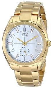 ESQ Movado Women's 07101461 ESQ Origin Analog Display Swiss Quartz Gold Watch