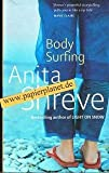 Body Surfing (0316026042) by Shreve, Anita
