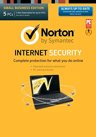 Norton Internet Security 2014 - 5 Users [Download]