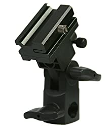Flash Shoe Holder Type B compatible with Canon Speedlite 270EX 430EX and 580EX II