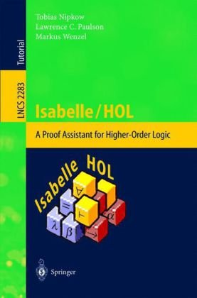 Isabelle/HOL: A Proof Assistant for Higher-Order Logic