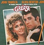 GREASE ORIGINAL SOUNDTRACK LP (VINYL ALBUM) UK RSO 1978