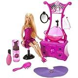 Barbie Style Salon Playset