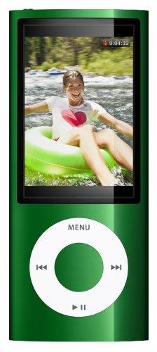 New Apple iPod nano with Camera 16GB (5th Generation) - Green