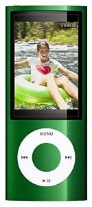 Apple iPod nano with Camera 8GB - Green - 5th Generation