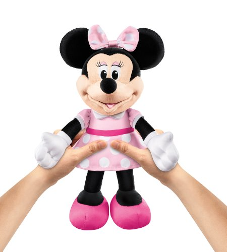 Fisher-Price Disney's Minnie Mouse Silly Whistler Plush
