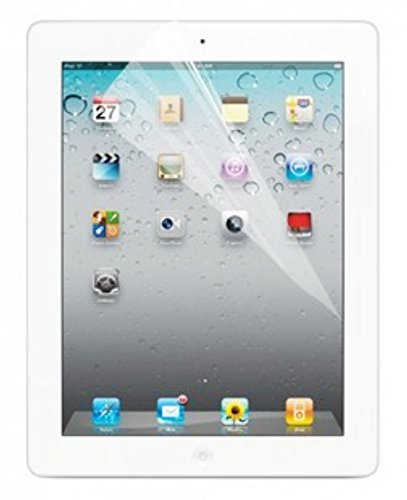 Generic Hd Screen Protector For Lcd Protective Screen Protector Film Cover For Ipad 2/3/4