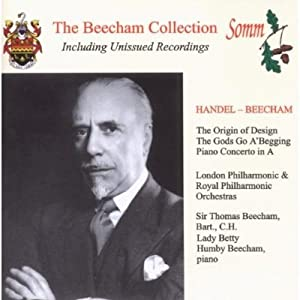 Beecham Collection: Handel-Beecham