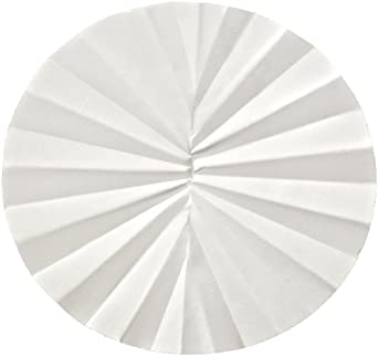 Whatman Folded Filter Paper, Grade 595-1/2 (Pack of 100)