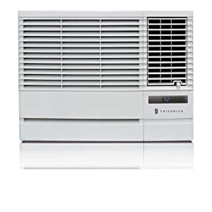 Friedrich EP08G11A 8,000 BTU - 115 volt - 9.8 EER Chill+ Series Room Air Conditioner with Electric Heat by Friedrich