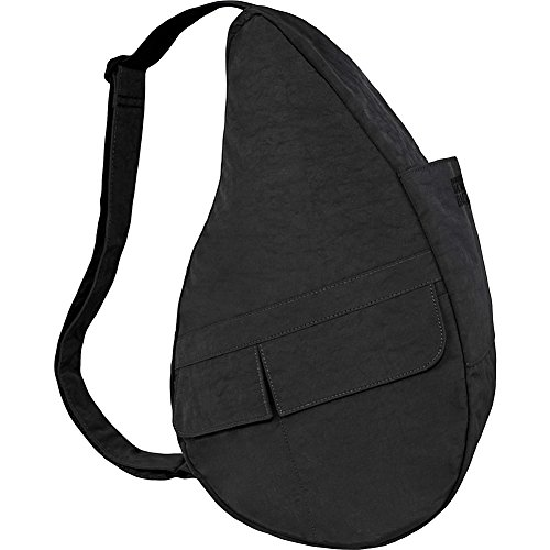 ameribag-classic-distressed-nylon-healthy-back-bag-tote-medium-6104blackone-size