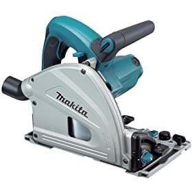 Makita SP6000K 6-1/2-Inch Plunge Circular Saw (Saw Only, No Guide Rail)