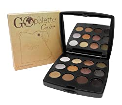 Coastal Scents Go Makeup Palette Cairo 0.28 Ounce