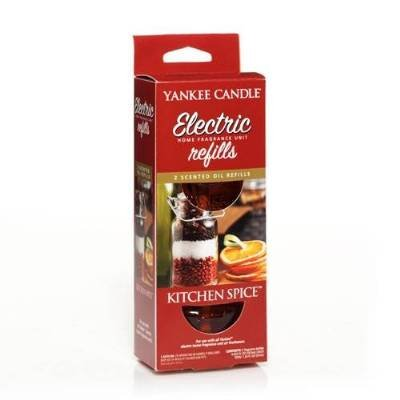 Kitchen Spice Electric Home Fragrance Refills by Yankee Candle