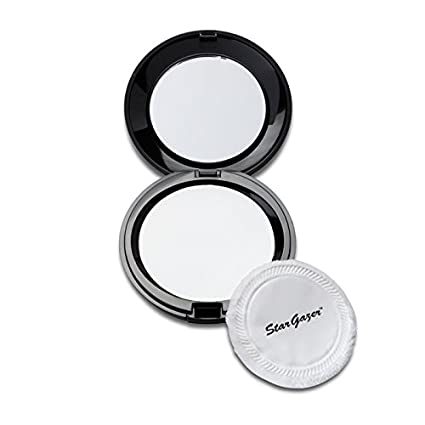 Stargazer Pressed Powder, White
