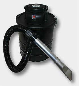 Aspirateur à cendres motorisé avec réservoir de 20 l