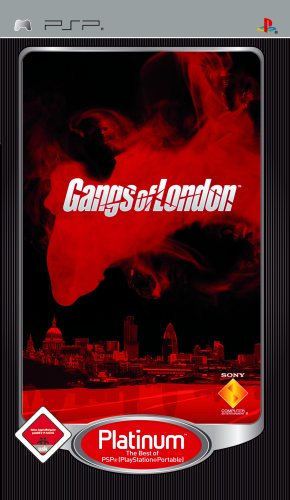 GAME * GANGS OF LONDON PLATINUM