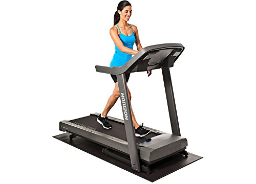 New Horizon Fitness T101-04 Treadmill