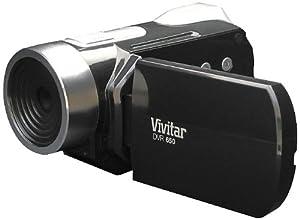 Vivitar Digital Video Camera (DVR650-BLK-PR) by Vivitar