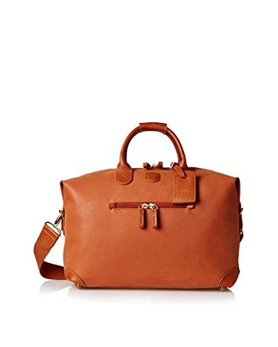 Bric's Milano Men's Life Promo Holdall Weekender, Terracota, 17
