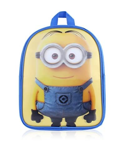 BACK TO SCHOOL Mochila Dave Azul / Amarillo