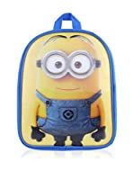 BACK TO SCHOOL Mochila Dave (Azul / Amarillo)