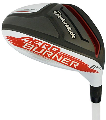 TaylorMade Men's AeroBurner Fairway Wood, Right Hand, X-Stiff, #5 (Extra Stiff Golf Clubs compare prices)
