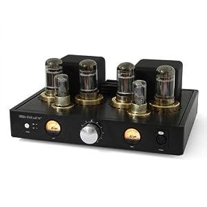 Little Dot MK6 VI+ 6080 X4 6H9C X2 Balanced Head Amplifier Tube PreAMP