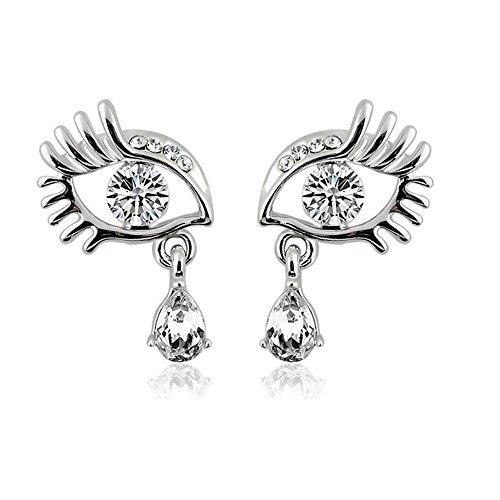 darkey-wang-woman-fashion-unique-crystal-eyelashes-eyes-sparkling-earringssliver