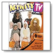 Activity Tv How to Make Costumes DVD