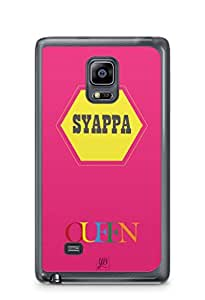 YuBingo Syappa Queen Mobile Case Back Cover for Samsung Galaxy Note 4 Edge