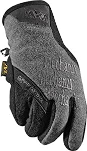Mechanix Wear Cold Weather Gloves Black/Gray XXL 2XL 12 MCW2-08-012