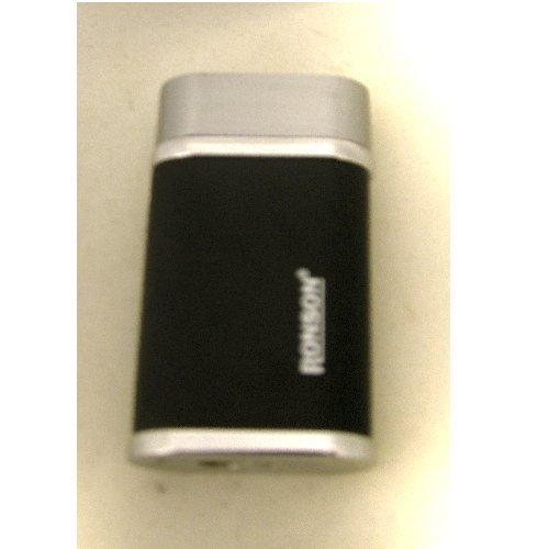 Ronson- Lantern Black Matte Gas Lighter