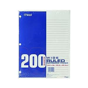MEA15200 - Mead Filler Paper