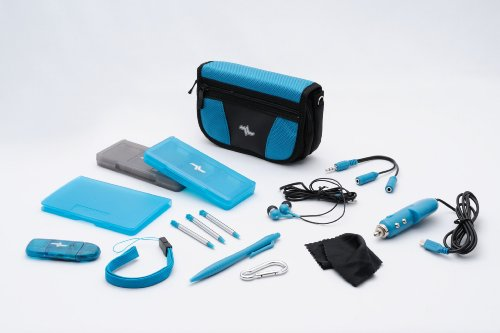 Starter Kit - Aqua Blue for 3DS