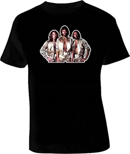 AlStyle Men's Bee Gees 70s Disco T-Shirt