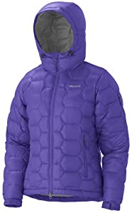 Marmot Womens Ama Dablam Jacket - Ultra Violet - X-Small