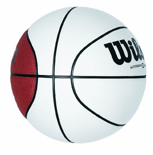 Wilson Mini Autograph Basketball