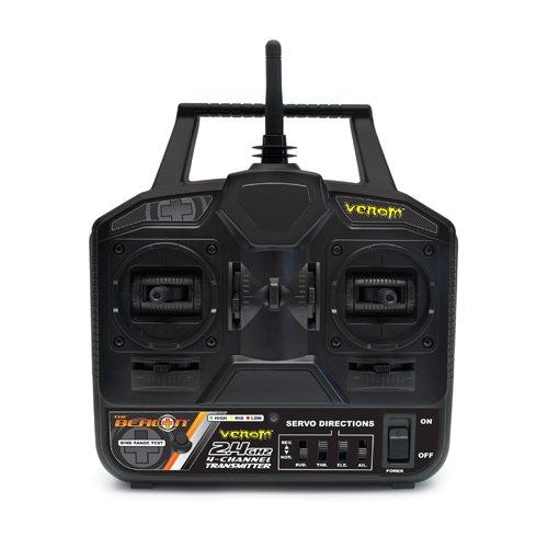 Transmitter 2.4GHz: Beacon