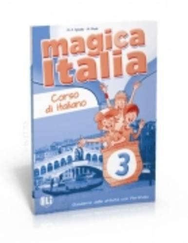 Magica Italia. Quaderno operativo. Con CD Audio: 3