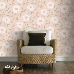 Superfresco Shadow Wallpaper - Ecru from New A-Brend