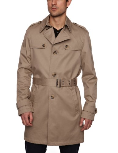 Esprit B33151 Men's Coat Average Beige Small