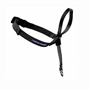 Premier-Pet-Products Gentle Leader Headcollar, Black, Small