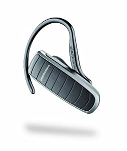 Plantronics M20 Bluetooth Headset - Retail Packaging - Graphite/Black