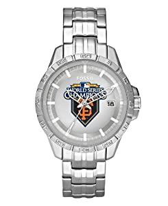 Fossil San Francisco Giants 2010 World Series Champions Stainless Steel Watch by Fossil