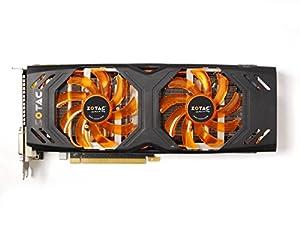 Zotac NVIDIA GeForce GTX 770 Grafikkarte (PCI, 4GB GDDR5 Speicher, DVI, 1 GPU)