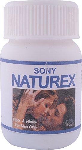 Sony Ayurvedic Naturex Capsule - 10 Capsules